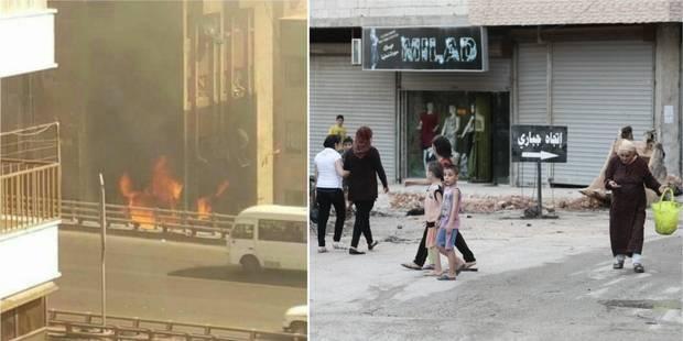 Attentat à la bombe à Damas: au moins 16 morts - La Libre