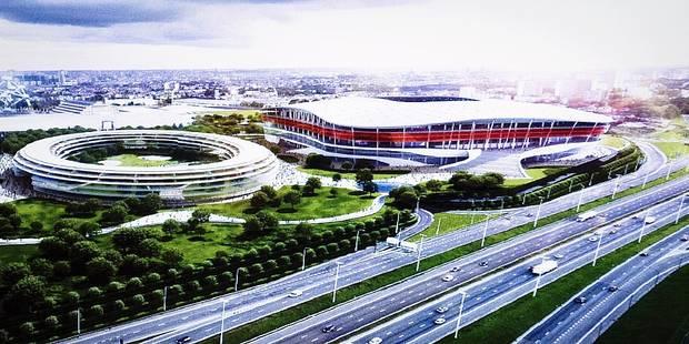 Lueur d'espoir pour le Stade national à Bruxelles - La Libre
