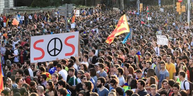 L'Espagne vit un coup d'Etat postmoderne (OPINION) - La Libre