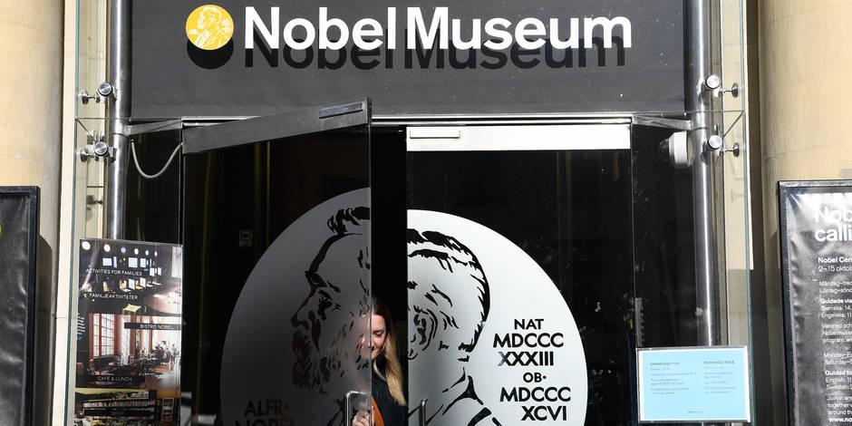 Le prix Nobel d'économie décerné à Richard H.Thaler