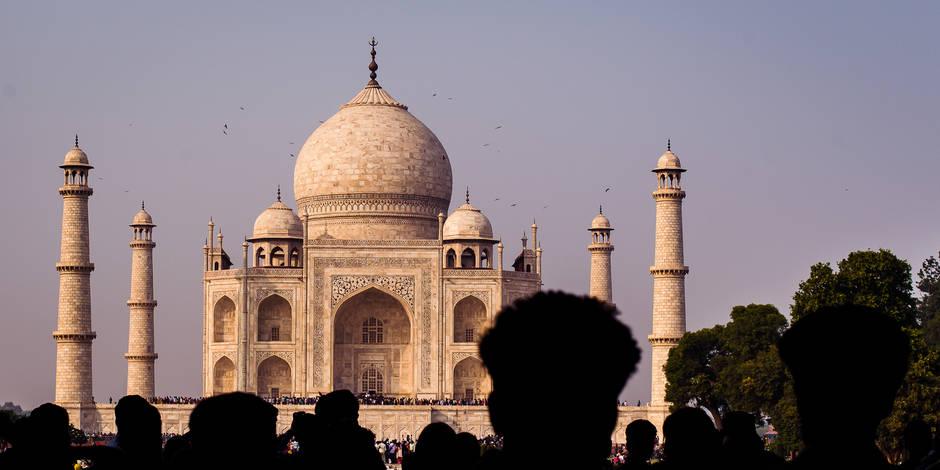 Pourquoi le Taj Mahal a été retiré des guides touristiques — Inde