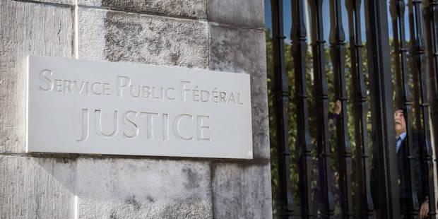 Le SPF Justice et la Régie des Bâtiments annoncent des mesures pour la justice bruxelloise - La Libre