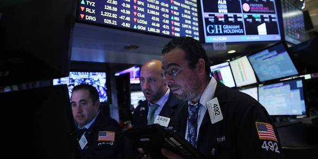 A Wall Street, le Dow Jones poussé à un nouveau record par Wal-Mart - La Libre