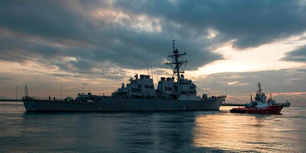 """Tensions militaires entre la Chine et les Etats-Unis : """"Nous répondrons aux provocations répétées"""" - La Libre"""