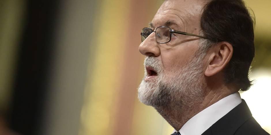 Indépendance en Catalogne: Rajoy veut