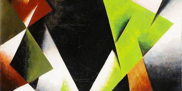La très étonnante collection d'art de l'avant-garde russe d'Igor Toporovski - La Libre