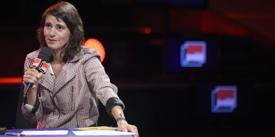 Sonia Devillers et la citadelle des médias - La Libre