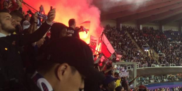 """Un retard incompréhensible, un Anderlecht """"chiant à jouer"""", Onyekuru au top: le match depuis la tribune parisienne - La ..."""