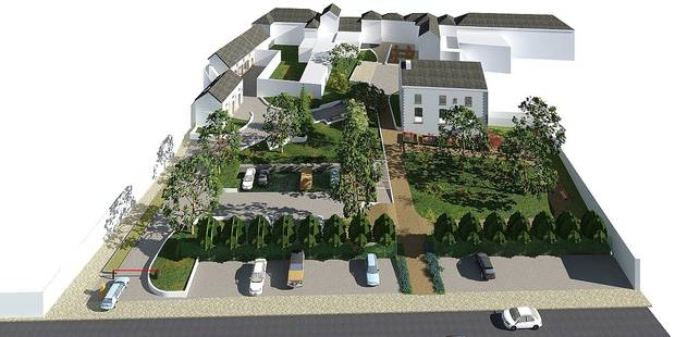Thuin: un projet pour créer 35 places de parking - La Libre