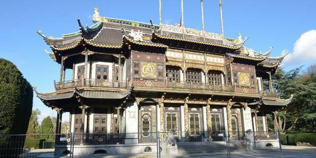 Bruxelles: la Tour japonaise et le Pavillon chinois vont, enfin, être classés - La Libre