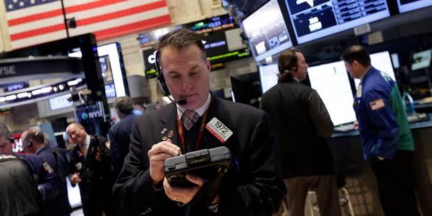 Des avancées dans la réforme fiscale propulsent Wall Street à des records - La Libre