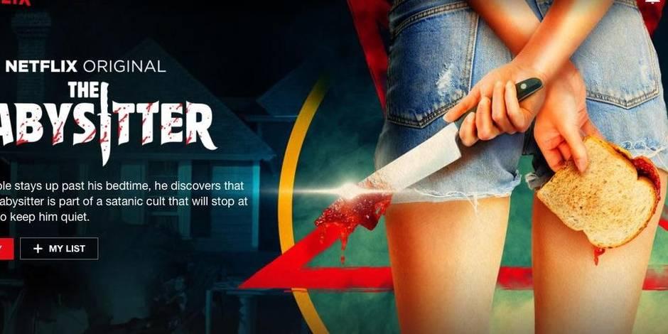 Remarquez-vous ce qui cloche sur cette affiche Netflix?