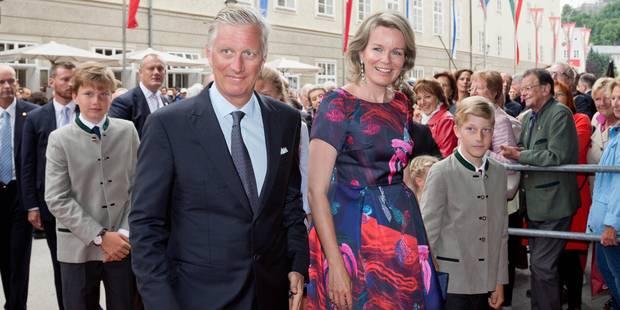 Voici ce que coûtera la monarchie belge en 2018 - La Libre