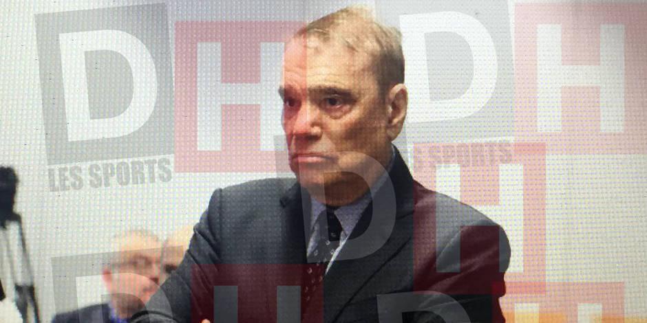 1re apparition combative depuis l'annonce de son cancer — Bernard Tapie affaibli