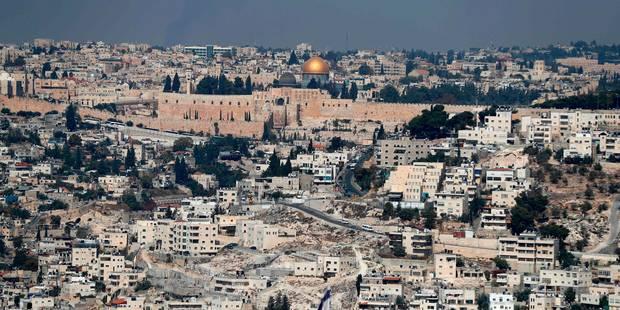 Israël approuve la construction de 176 logements à Jérusalem-Est - La Libre