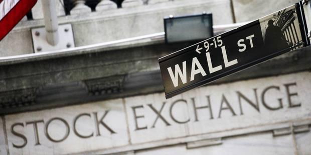 Wall Street freinée par des résultats en demi-teinte - La Libre