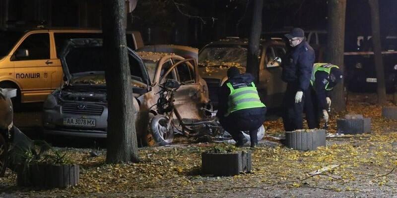 Explosion meurtrière dans le centre de Kiev (vidéos)
