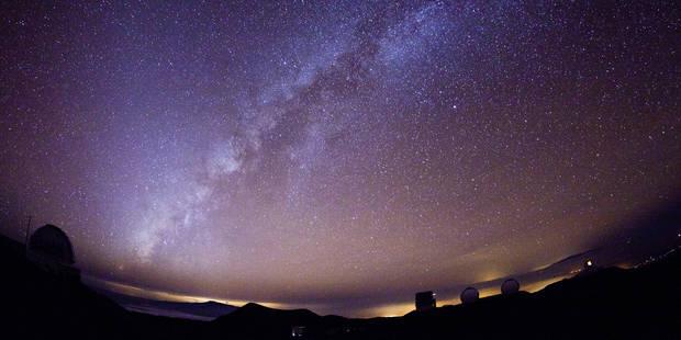 Une nuit avec l'astronome Trinh Xuan Thuan, à fixer les étoiles d'Hawaï - La Libre