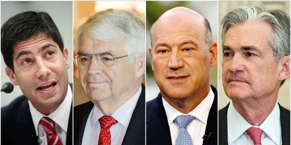 Trump veut choisir Jerome Powell — Fed