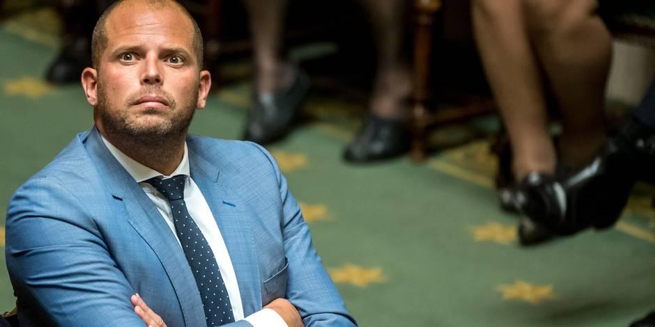 Edito: Theo Francken, intouchable et dangereux - La Libre