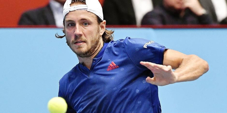 Tennis. Masters Paris-Bercy : Lucas Pouille sorti dès les huitièmes