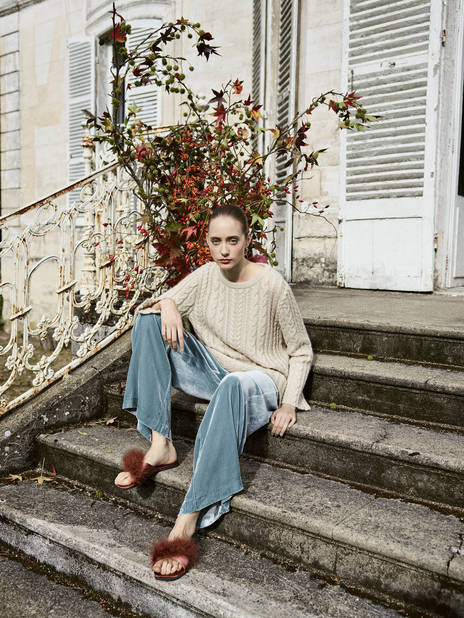 Zara Loungewear, pull, pnc