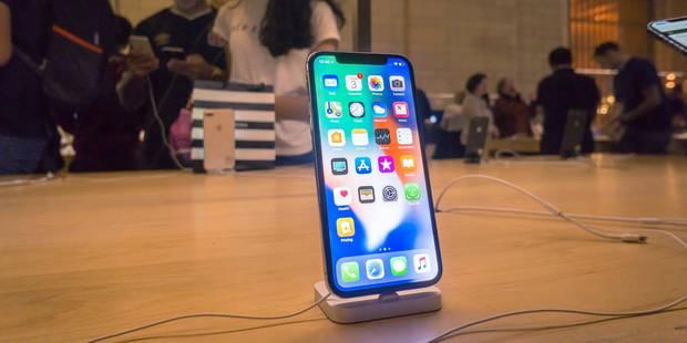 """Apple suit la conjoncture et joue la carte du """"X"""" haut de gamme - La Libre"""