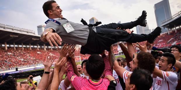 L'entraîneur de Witsel n'est plus Fabio Cannavaro, son remplaçant connu ! - La Libre