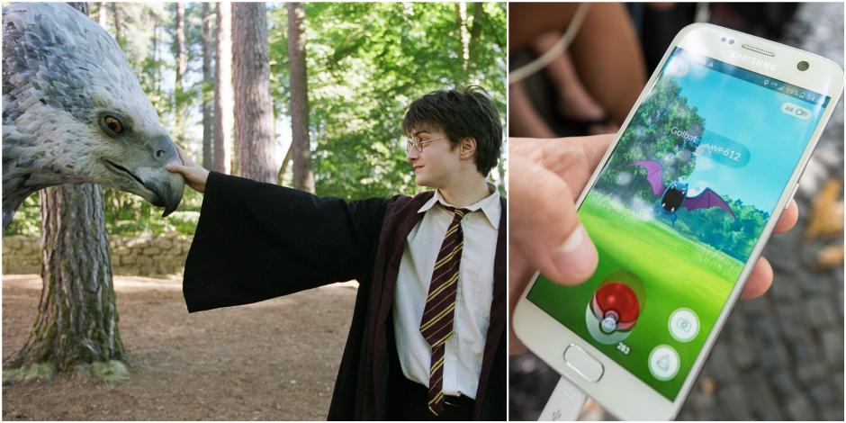Harry Potter aura un jeu mobile semblable à Pokémon GO!