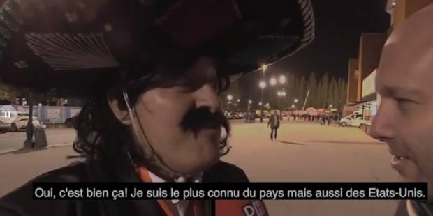 """L'interview complètement folle d'un journaliste mexicain après le match face aux Diables: """"On va aller en finale de la C..."""
