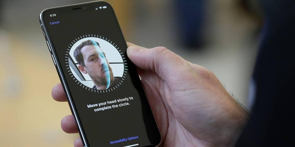 La reconnaissance faciale de l'iPhone X trompée une nouvelle fois