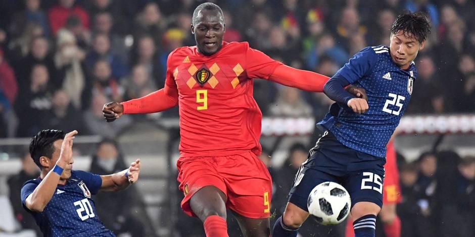 Romelu Lukaku marque l'histoire des Diables Rouges — Belgique