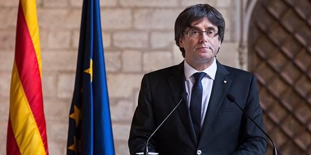 Catalogne: Carles Puigdemont comparaîtra ce vendredi devant la chambre du conseil - La Libre