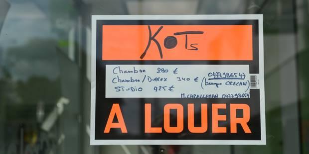 Liège: Pour un logement étudiant suffisant, accessible et de qualité - La Libre