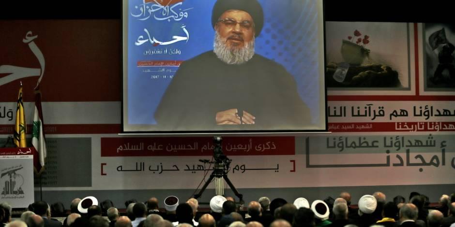 Le chef du Hezbollah attend le retour d'Hariri au Liban
