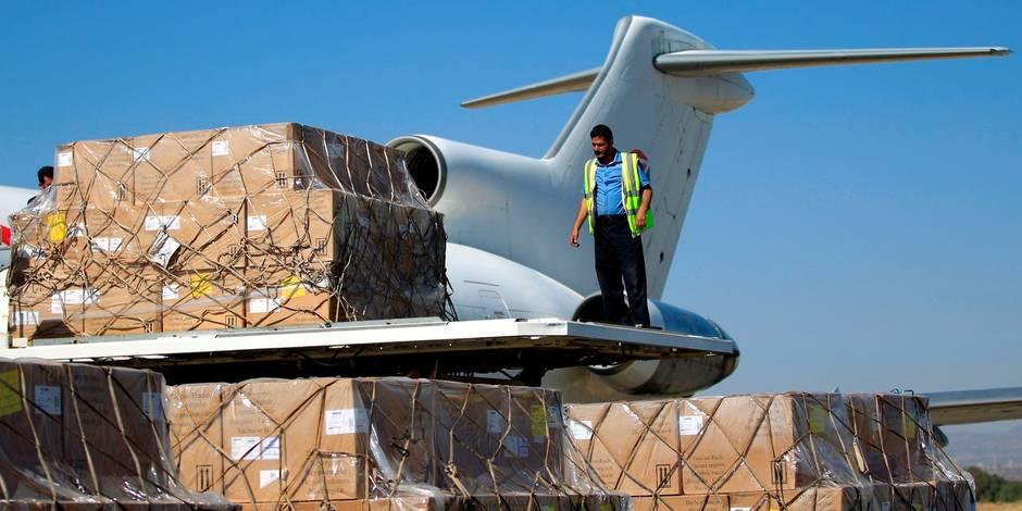 Face à la famine, l'aide humanitaire arrive enfin
