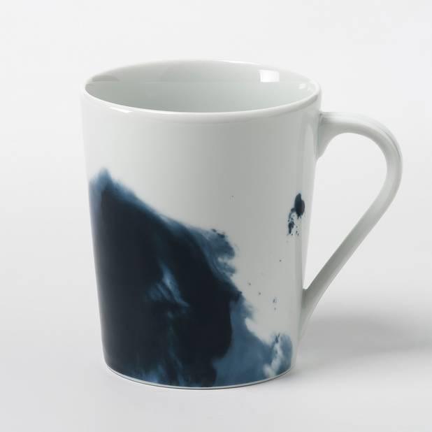 Mug porcelaine (lot de 4),  La Redoute, 49,99 €