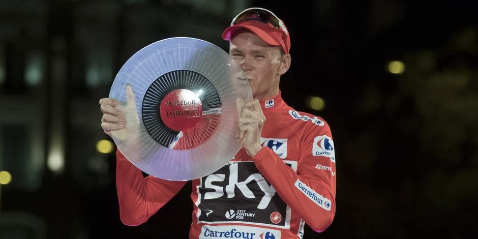Chris Froome participera au Giro 2018