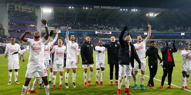 Interruption, échauffourées, Sa Pinto exclu: le Standard se qualifie face à Anderlecht dans un Clasico agité (0-1) - La ...