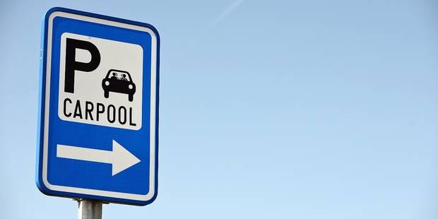 Feu vert pour le futur carpool à Frasnes - La Libre