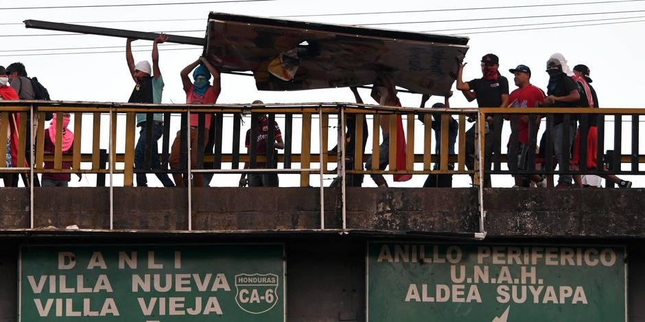 Au Honduras, l'opposition crie à la fraude après l'élection présidentielle