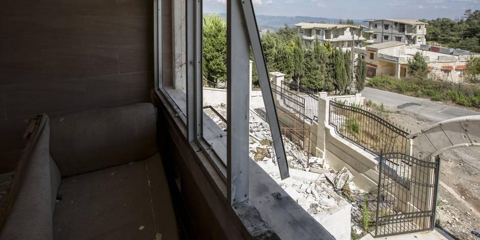 Israël accusé de viser des positions militaires près de Damas — Syrie