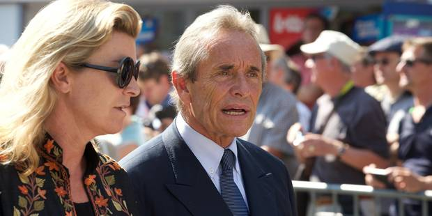 Jacky Ickx reçoit un World Sports Legends Awards, un Oscar du Sport - La Libre