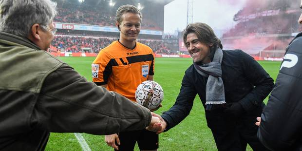 """Bölöni tacle le coach du Standard: """"La différence entre Dieu et Sa Pinto? Dieu ne veut pas être Sa Pinto"""" - La Libre"""