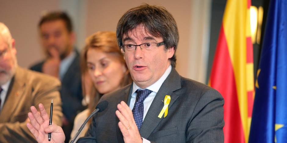 Bruxelles : 45 000 manifestants pour l'indépendance de la Catalogne
