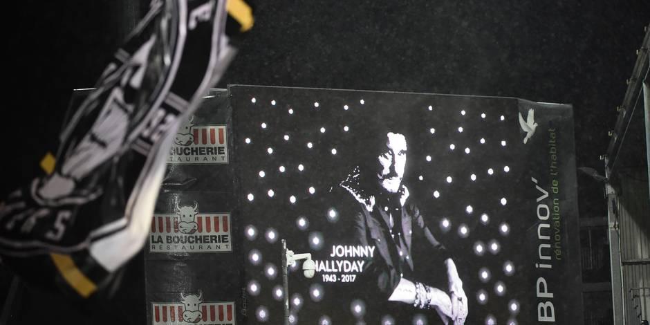 Dans les chansons de Johnny, on trouve en premier le mot amour (COMMENTAIRE) - La Libre