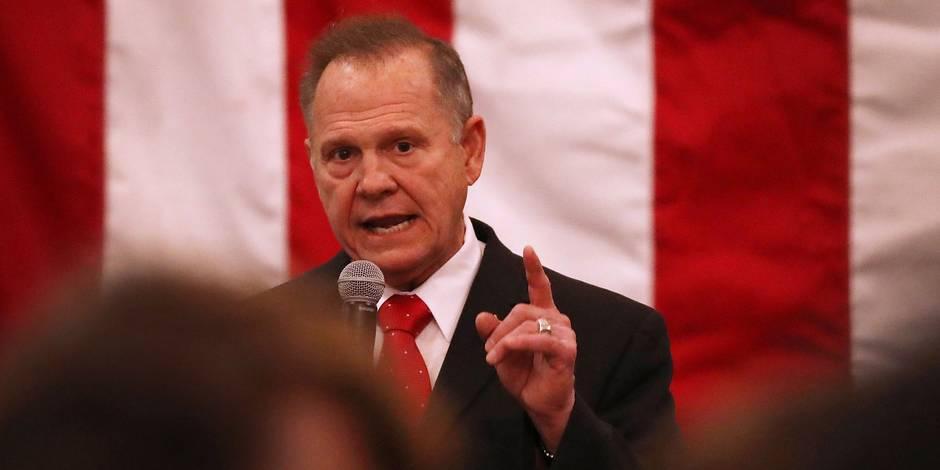 Trump soutient un candidat sénateur accusé d'attouchements sur mineures — Alabama