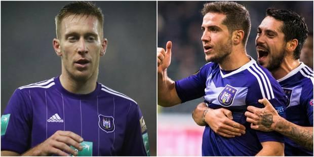 Mercato à Anderlecht: Beric bientôt parti, Stanciu et Chipciu ont leur bon de sortie - La Libre