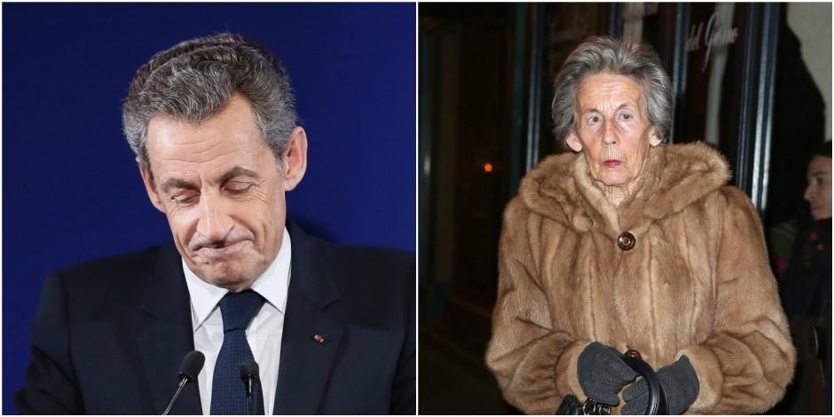 Mort d'Andrée Sarkozy, la mère de l'ancien Président