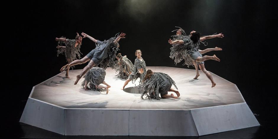 Festival de danse de Cannes, à la rencontre de ce qu'écrivent les corps qui dansent (PHOTOS + VIDÉOS) - La Libre